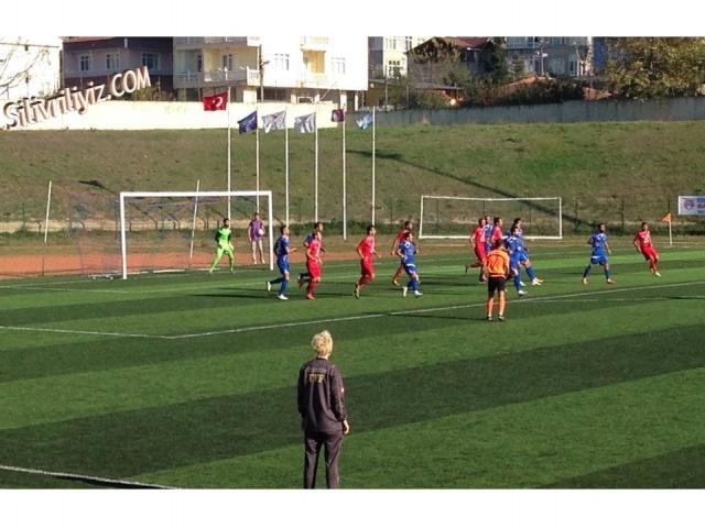 Silivrispor 1 - Erzurumspor 0