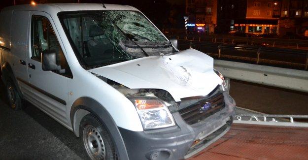Silivri'de Trafik Kazası 1 Ölü...