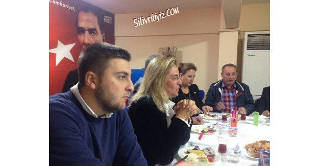 CHP Silivri İlçe Başkanı Belli Oldu... VİDEO HABER