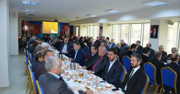 AK Parti Silivri, Birlik Oldu...