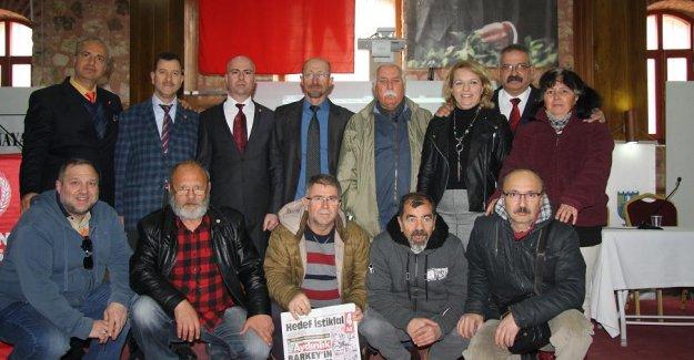 Vatan Partisi Silivri İlçe Kurultayı Sonuçları...