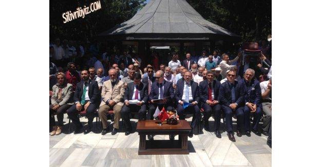 İlk Ziyareti İstanbul Valisi Vasip Şahin Yaptı... VİDEO HABER
