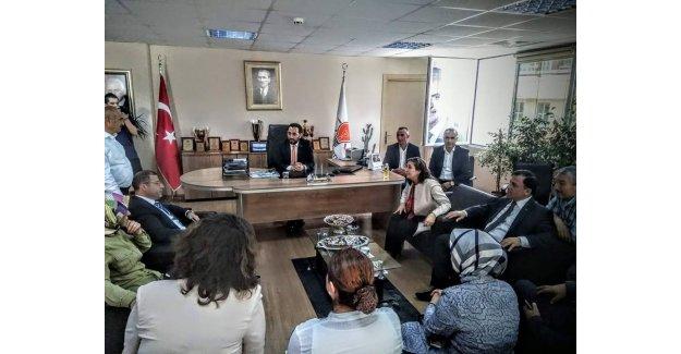 AK Parti Silivri İlçe Ailesi Bayramlaştı...