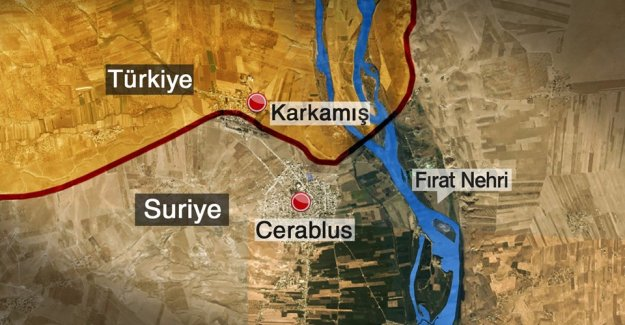 SON DAKİKA: Bordo Bereliler Suriye'de...