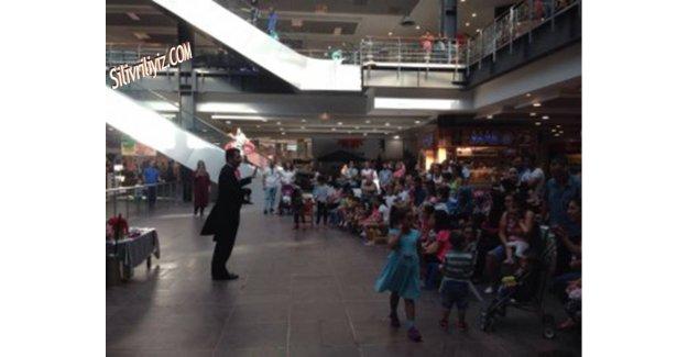Silivri AVM'den Çocuklara Özel Program…