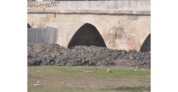 Silivri 32 Köprüde İnsan İskeleti Çıktı… ÖZEL HABER