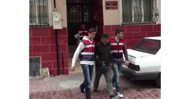 Silivri'de Kablo Hırsızları Yakalandı