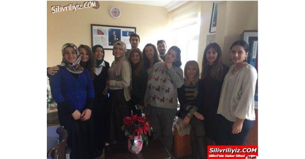 Silivri'de Öğretmenler Günü Coşkulu Geçiyor…