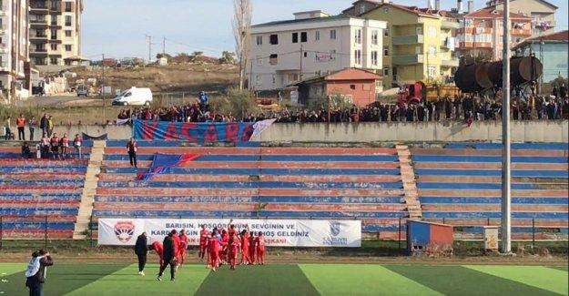 Silivrispor Zirveye Göz Dağı Verdi... 3-0