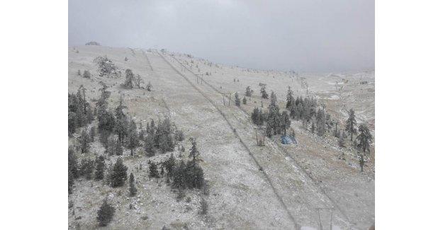 Silivri'ye Kar Geldi Geliyor…