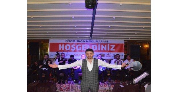 Ahmet Ermiş Gazetecileri Bir Araya Getirdi…