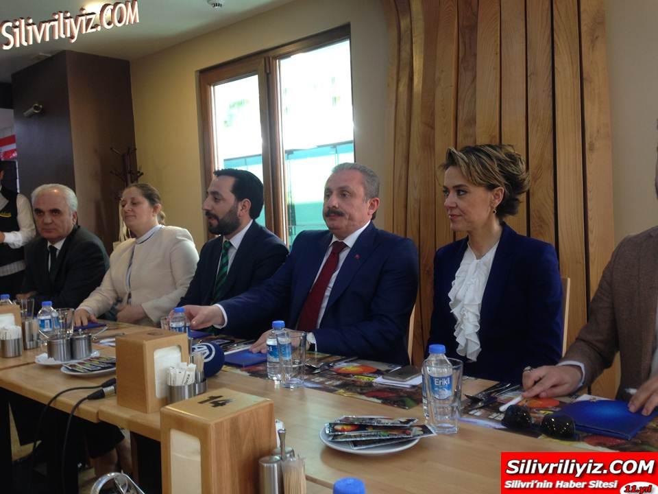 Anayasa Komisyonu Başkanı Prof.Dr. Mustafa Şentop'un Basın Toplantısı… VİDEO HABER