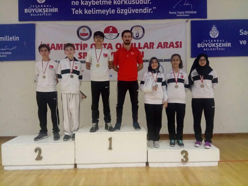 Erel Spor Kulübü'nden Silivri'ye 6 Madalya Daha…
