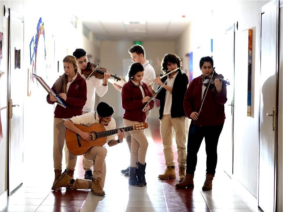 Mektebim Kraliyet Müzik Okulu Sınav Merkezi Oldu.