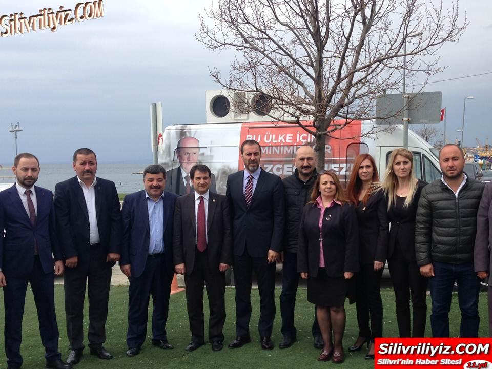 """MHP Basın Toplantısında """"EVET"""" Masaya Yatırıldı… VİDEO HABER"""