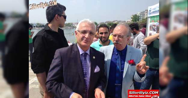 Silivri Başsavcısı Lütfi Dursun,Gençlerin Gönlünde Taht Kurdu... VİDEO HABER