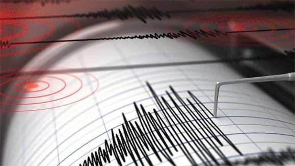 Silivri'yi Deprem Salladı.. Depremin Merkezi Ege 6.3 büyüklüğünde.