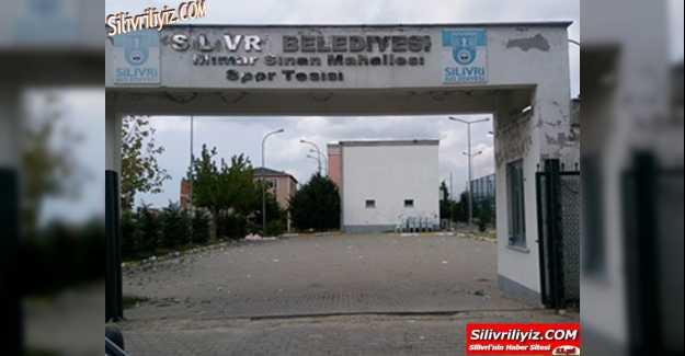 Silivri Belediyesi Mimar Sinan Mahallesi Spor Tesisi… VAH! VAH! VAH! ÖZEL HABER