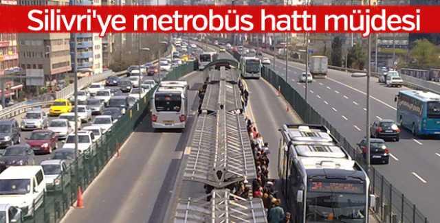 Beylikdüzü-Silivri Metro Hattı Yapılacak...