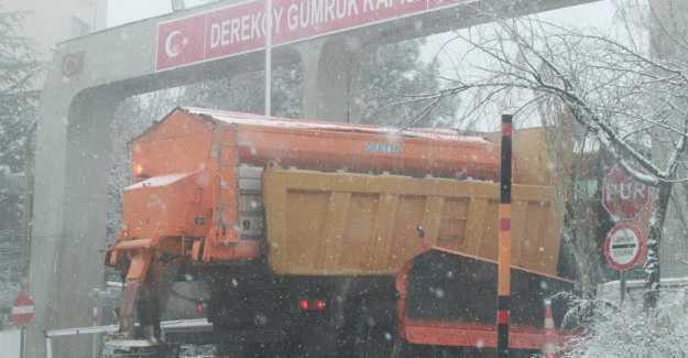 Kar Yağışı Kırklareli'nde Başladı Silivri'ye Gelecek Mi?