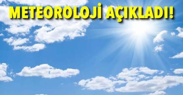 Silivri'de Zikzaklı Hava Durumu…