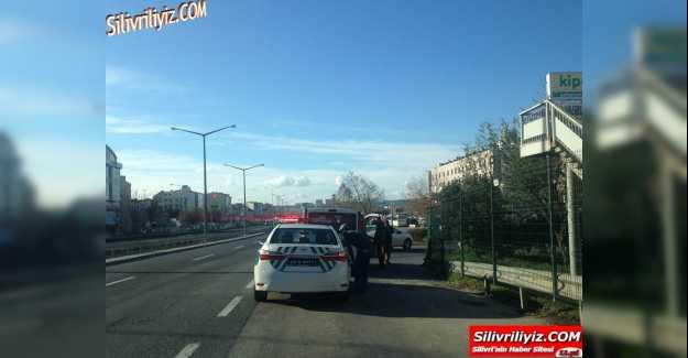 Silivri'nin En Önemli Sorununa Bölge Trafik El Attı… ÖZEL HABER
