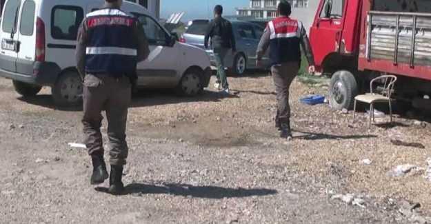 Silivri'de 13 Ton Kaçak Akaryakıt Ele Geçirildi…