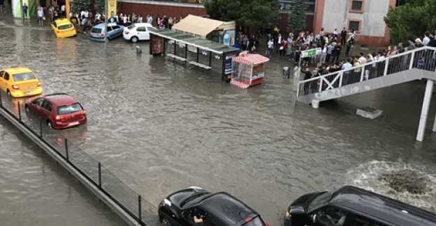İstanbul Valiliği ve AKOM'dan Uyarı…