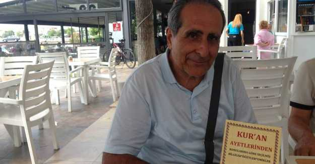 Araştırmacı Yazar Eczacı Aydın Keskinocak Yeni Kitabını Çıkardı… ÖZEL HABER