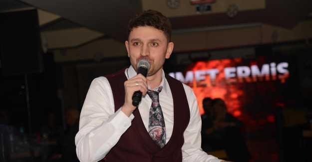Ahmet Ermiş'in Muhteşem Performansı…
