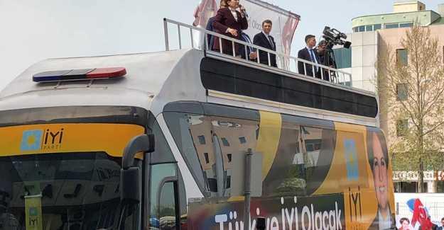 Meral Akşener'in Tek Gündemi AK Parti Oldu!