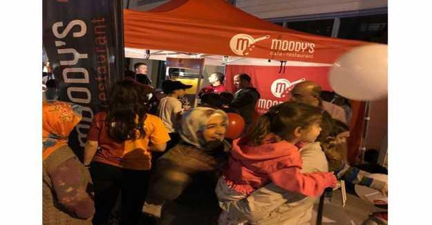 19 Mayıs kutlamalarında Moody's Cafe Farkı!