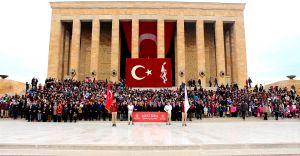 2000 Öğrenciyle Ata'nın Huzurunda...