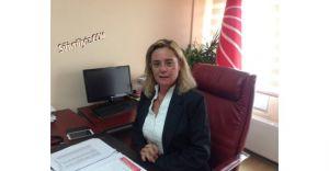CHP Silivri İlçe Örgütü Başkanı Suna Göçengil'den 10 Kasım Mesajı