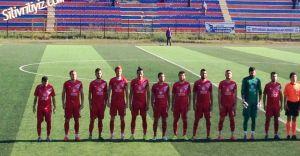 Silivrispor Lider Erzurumspor'u Devirdi...