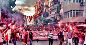 CHP Silivrili Gençler Beraat Etti...