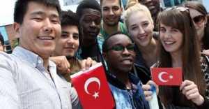 40 Ülkeden 40 Genç Silivri'ye Geliyor...