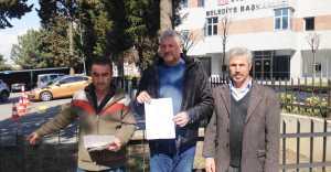 Silivri Belediyesi Haklarımızı Vermiyor... VİDEO HABER