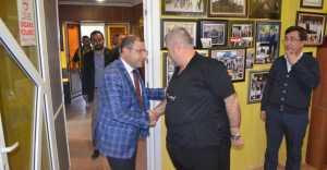 Metin Karakaş Fenerköy'de Milletvekili Gibi Karşılandı...
