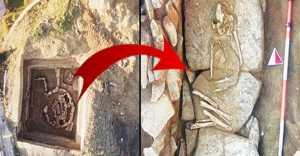 Çanta'da 5 Bin Yıllık Mezar Bulundu...
