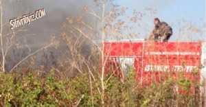 Bu Yangın Haberi Sadece Silivriliyiz.com Sitenizde…VİDEO ÖZEL HABER