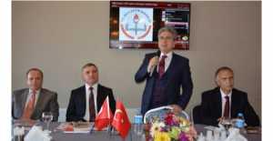 İstanbul Milli Eğitim Müdürü Ömer Faruk YELKENCİ Silivri'de