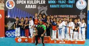 Silivrili Karateciler Başarıdan Başarıya Koşuyor...