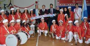 """Mektebim Okulları: """"Cumhuriyet Marşları Bando Festivalinde Hayat Buldu."""""""