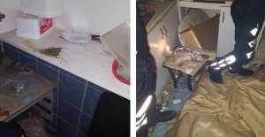 Metruk Binada Bonzai ve Esrar Yakalandı…