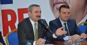 Şenocak'tan Silivri İlçe Teşkilatına Özel Ziyaret...