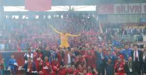 Silivrispor Finale Kaldı…