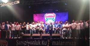 Şampiyonluk ve Ümit Kalko Tarihe Geçti… VİDEO HABER