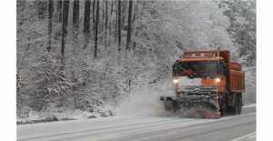 Balkanlardan Gelen Soğuk Hava Kar Getirdi…