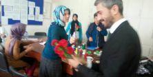 AK Parti Silivri İlçe Teşkilatı Tüm Öğretmenleri Ziyaret Etti...